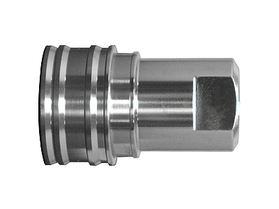 Гнездо БРС Semicon Cupla SP 4S-304-NPT SUS FKM