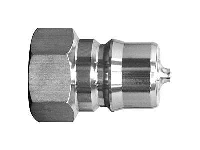Штекер БРС Semicon Cupla SP 4P-304-NPT SUS P