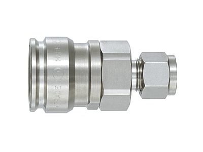 Гнездо БРС High Flow Cupla HFL-4S-BI 1/2 SUS304 EPT