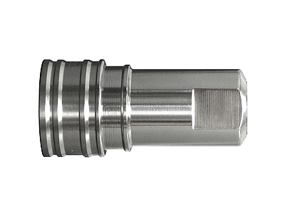 Гнездо БРС Semicon Cupla SP 2S-304-NPT SUS FKM