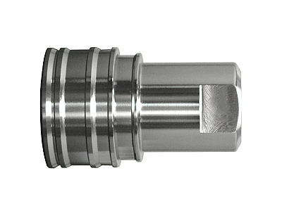 Гнездо БРС Semicon Cupla SP 6S-304-NPT SUS FKM