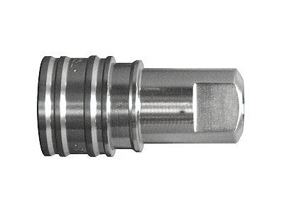 Гнездо БРС Semicon Cupla SP 1S-304-NPT SUS P